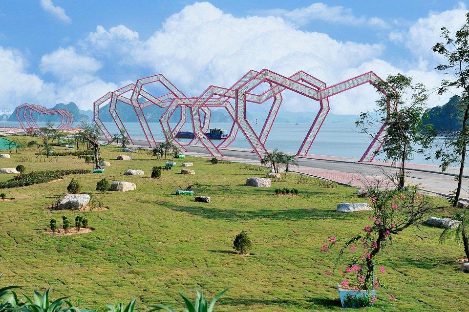 Công viên ven biển dự án phương đông