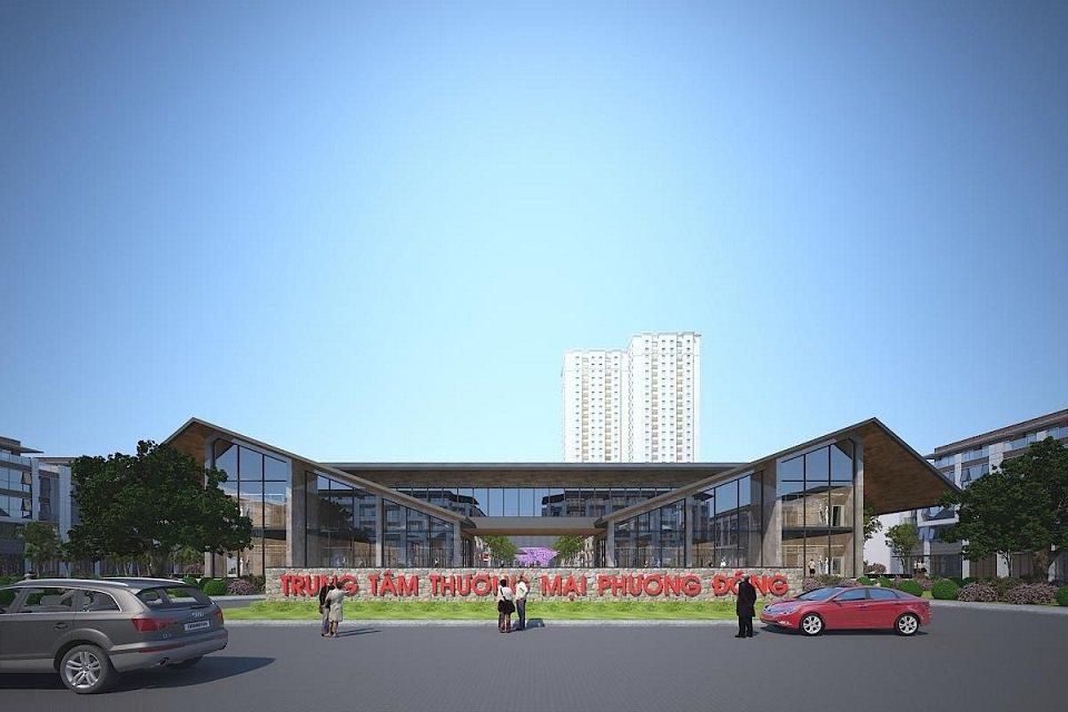Trung tâm thương mại Phương Đông Vân Đồn
