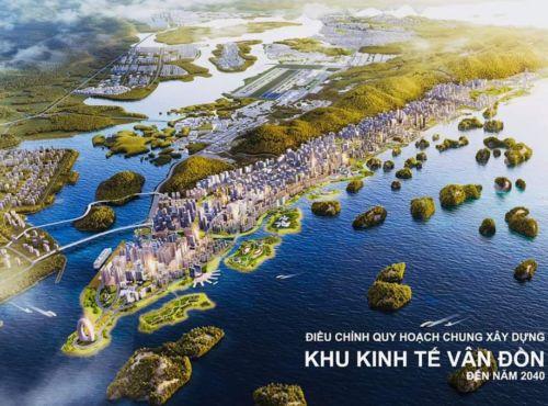 Quy hoạch Vân Đồn Quảng Ninh