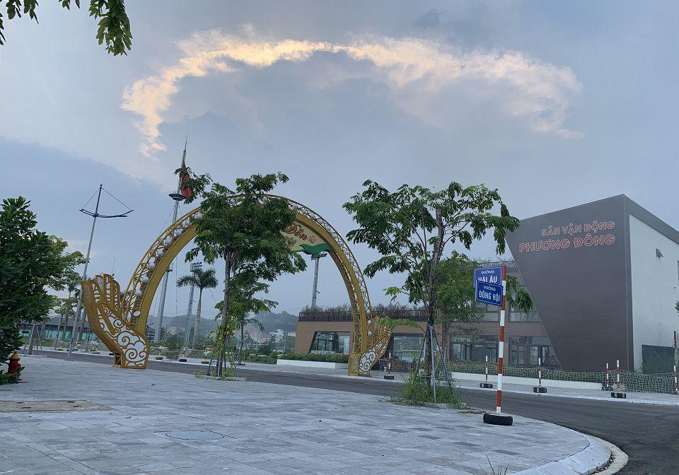 Sân vận động Phương Đông Vân Đồn