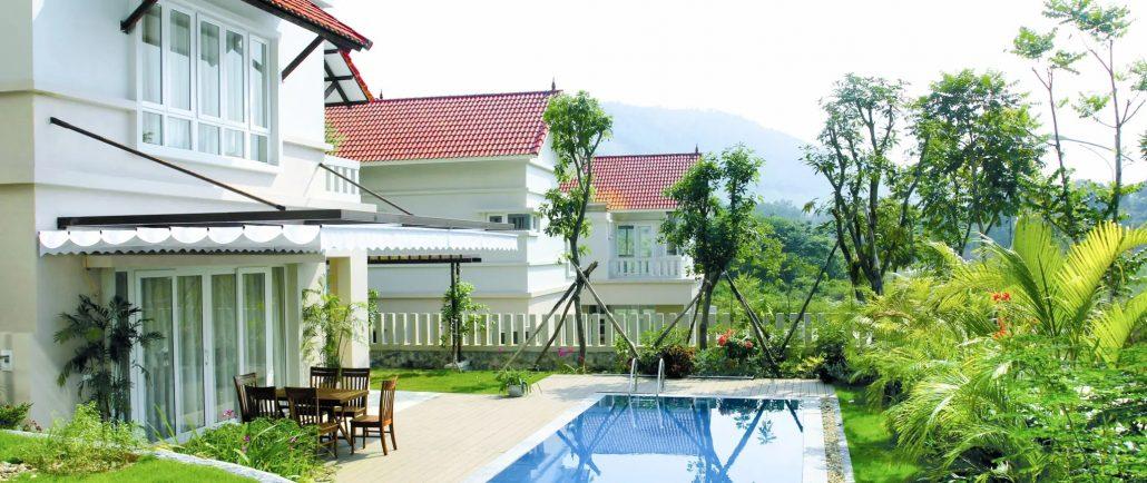 Bán Biệt thự Xanh Villa
