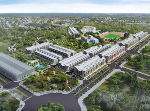 Dự án khu dân cư Mỹ Độ Bắc Giang