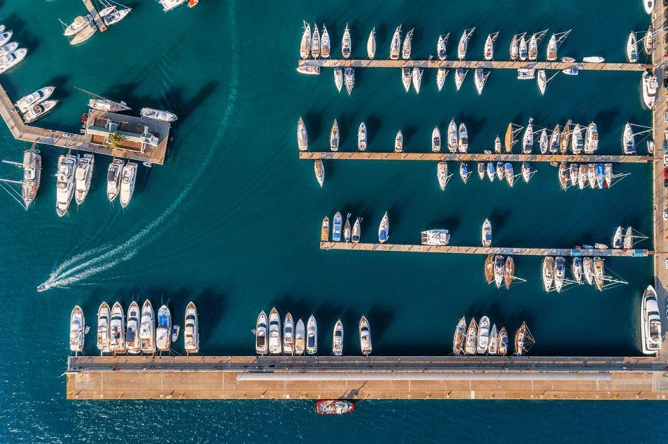 Bến du thuyền Sonasea Vân Đồn Harbor City