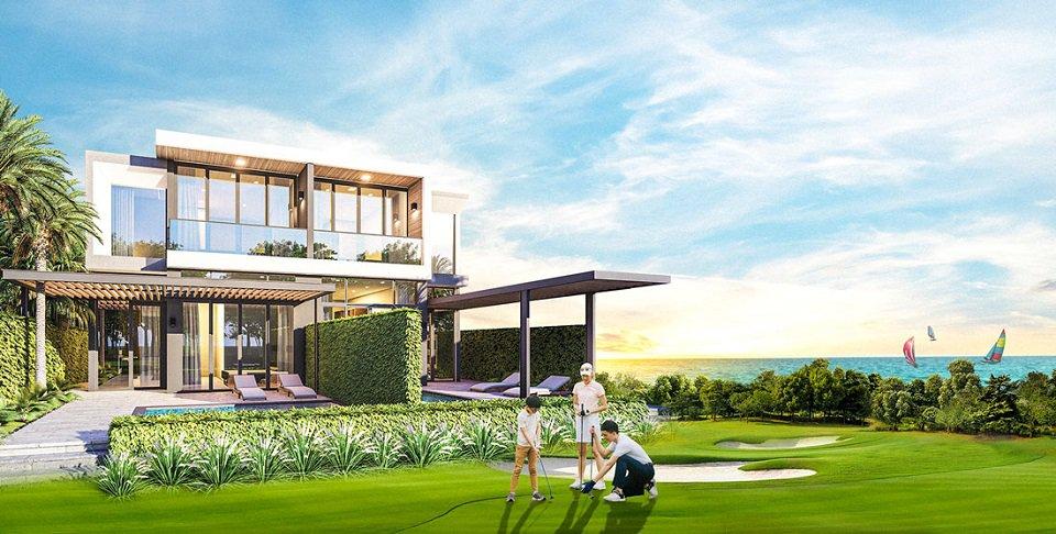 Golf villas Novaworld Phan Thiết
