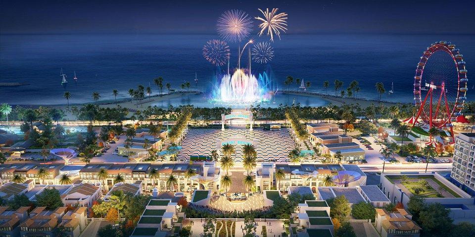 Quảng trường biển Novaworld Phan Thiết